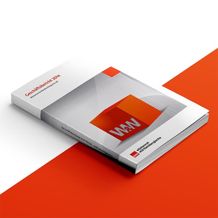 Print, Geschäftsbericht, Referenzen Werbung