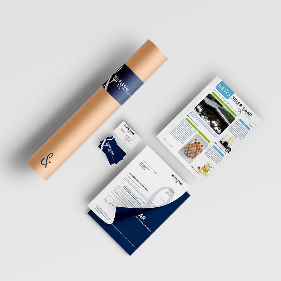 Corporate Design dierezeptoren Prospekt