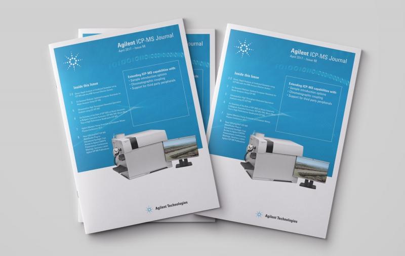 ICP-MS Journal, Agilent, Print
