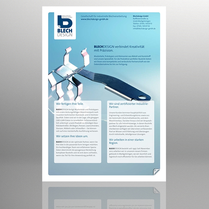 HFP Liftpartner, digital, Print