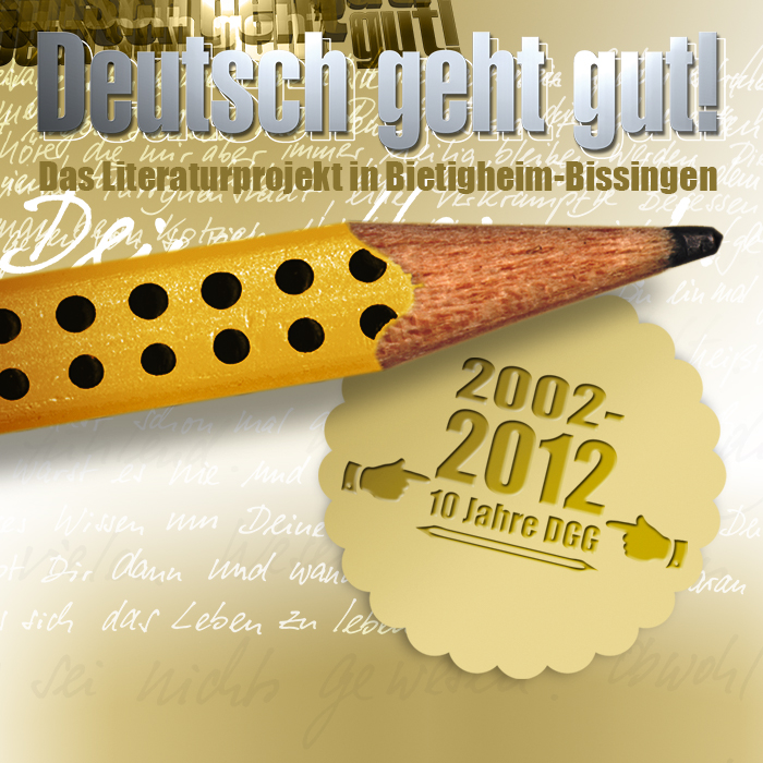 Deutsch geht gut, Logo, Corporate Design, Sponsoring