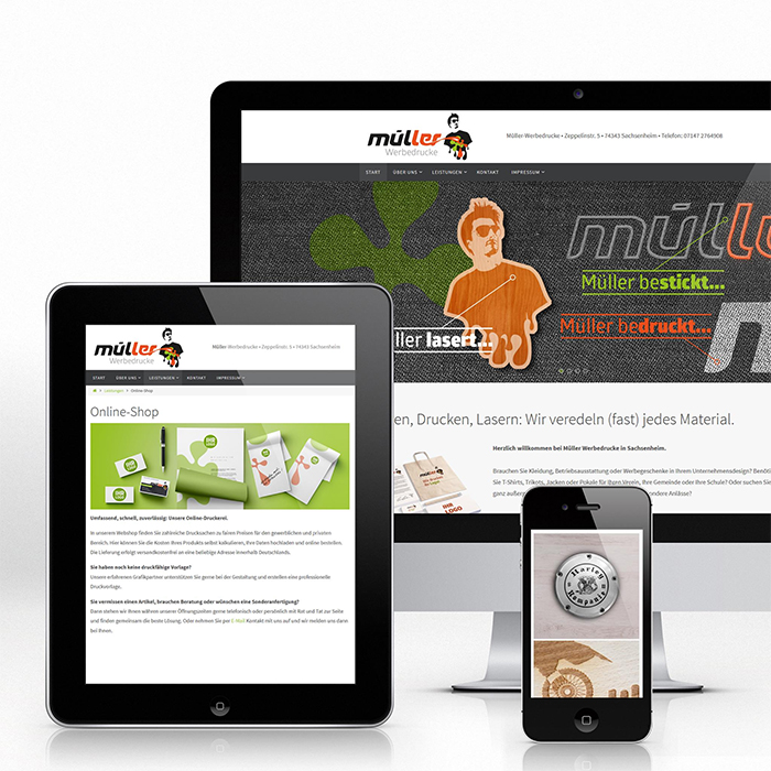 SEO, Relounch, Website, Digital