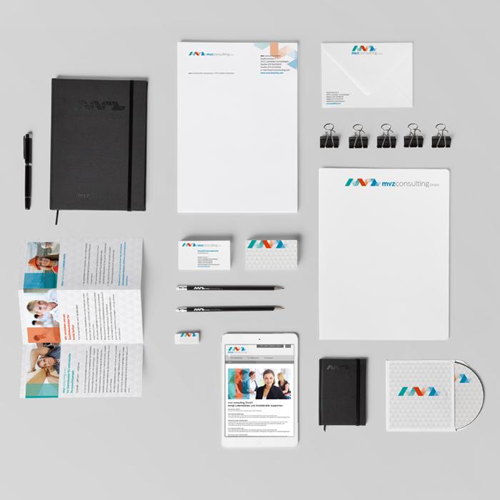 Print MVZ, Print, Geschäftsausstattung