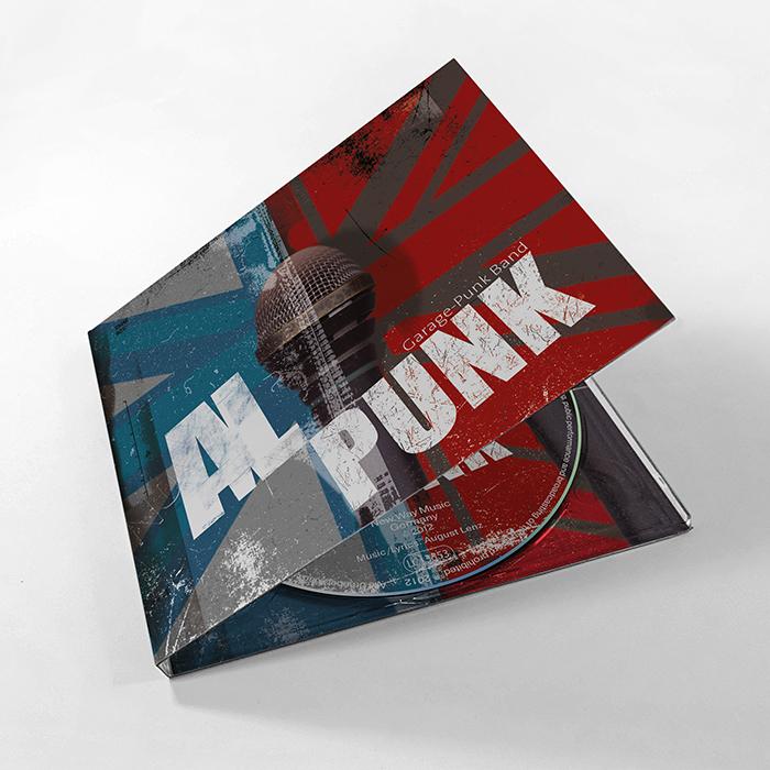 Print, CD-Cover