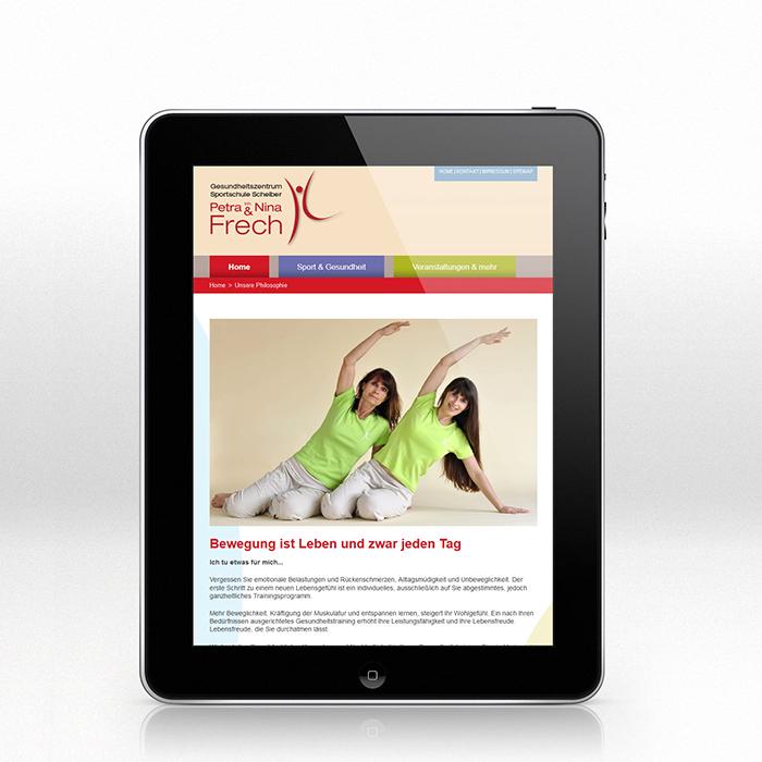 digital, Internetauftritte, web