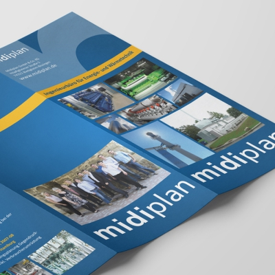 Print, Flyer, Geschäftsausstattung