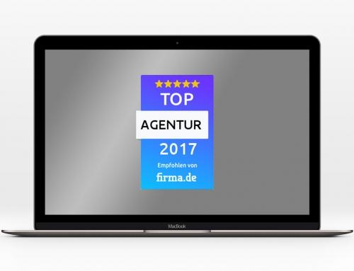 Top Agentur 2017
