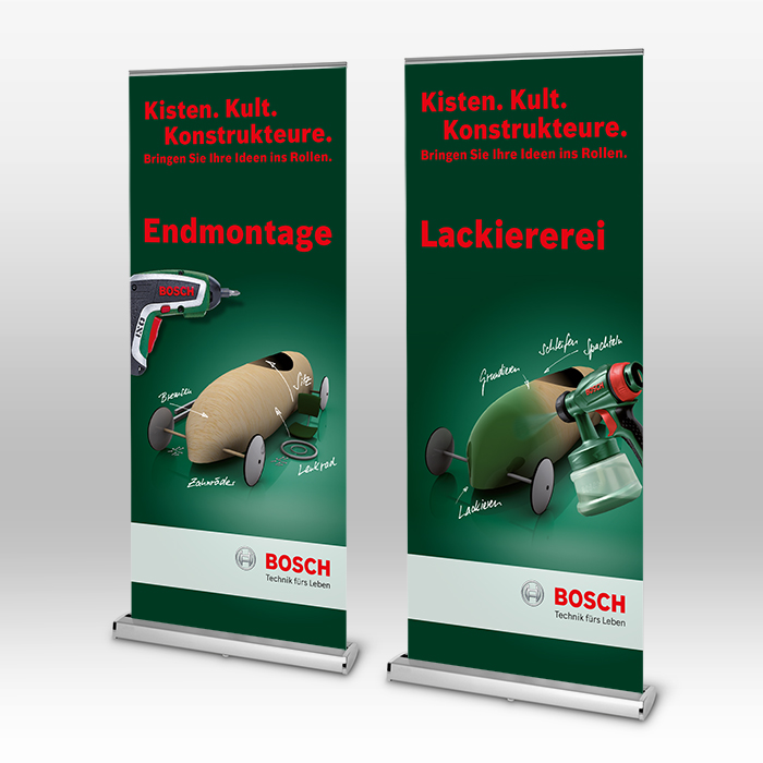 Event, Print, Roll-Up