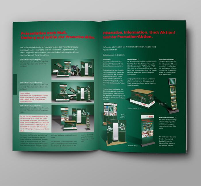 Smarte Tage, Bosch, Broschüre, Print