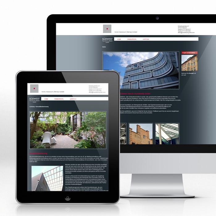 Digital, Website, Firmenauftritt