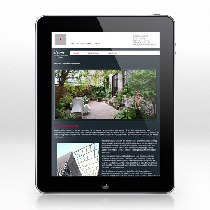 digtal, website, Firmenauftritt